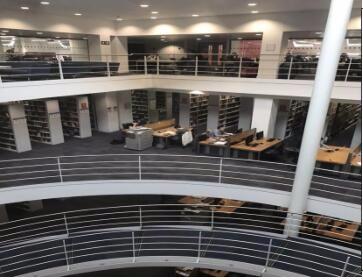 LSE旋转型图书馆