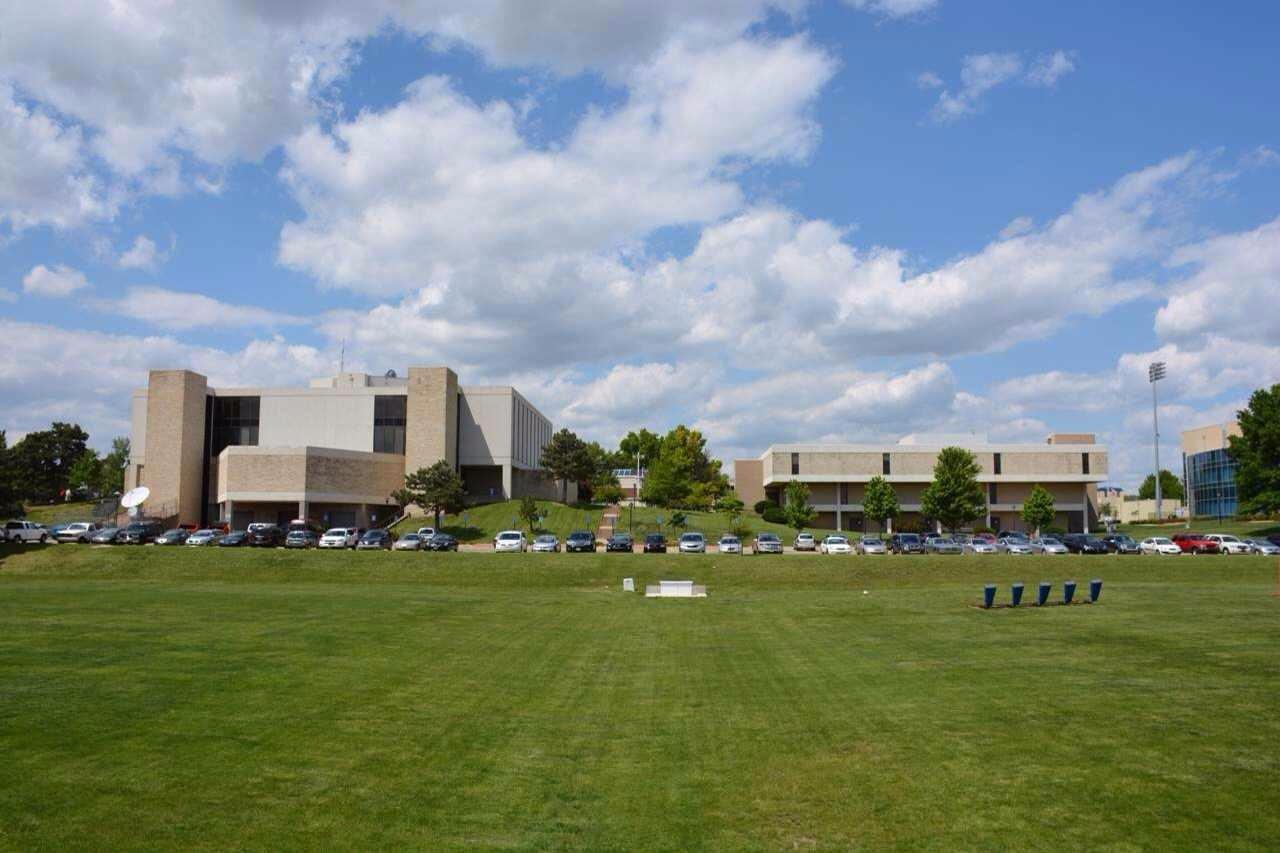 华盛本大学校园